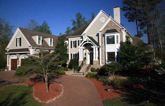 Tab premium built homes inc southern living custom builder for Find custom home builder