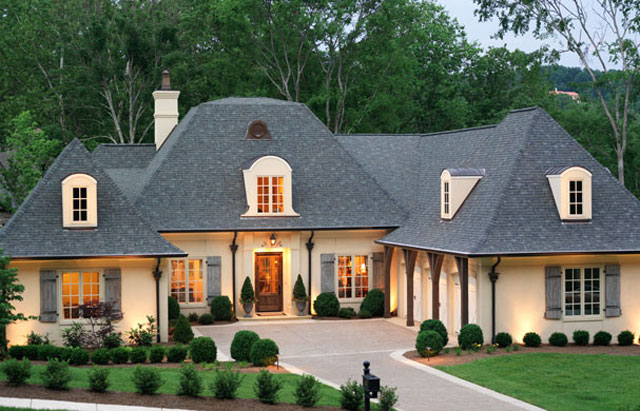 Castle homes southern living custom builder for Castle modular homes