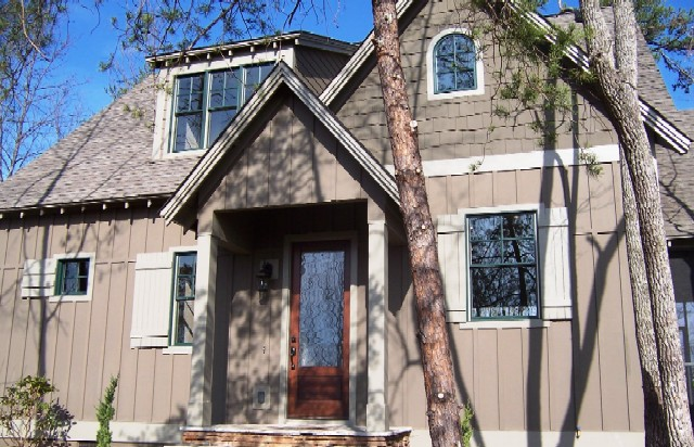 Meritus signature homes inc southern living custom builder for Find custom home builder