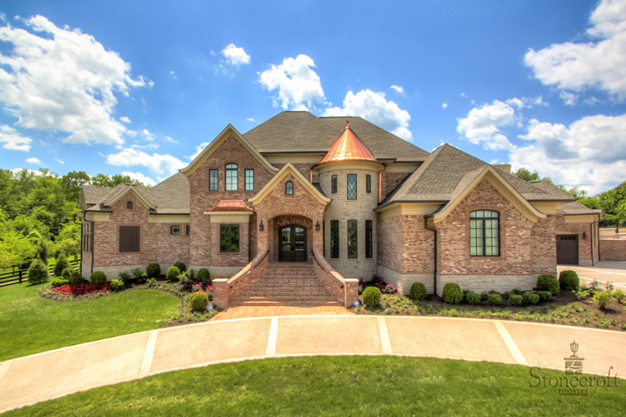 Stonecroft homes southern living custom builder for European homes