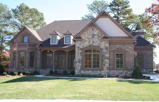 Cpj custom homes southern living custom builder for Southern custom homes