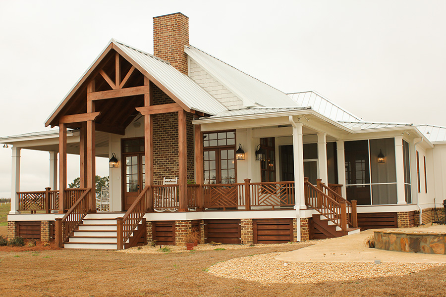 Structures by chris brooks southern living custom builder for Find custom home builder