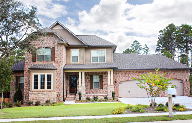 Randy wise homes inc southern living custom builder for Find custom home builder