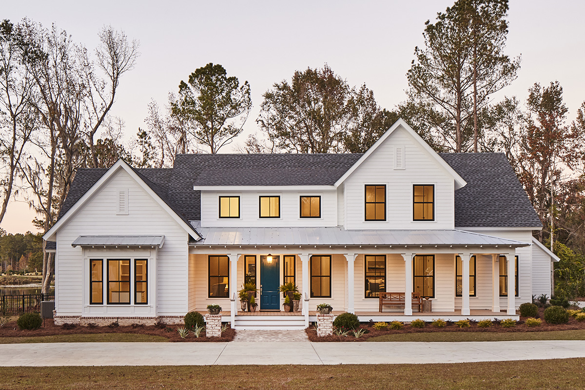 Home southern living custom builder for House builders in ga