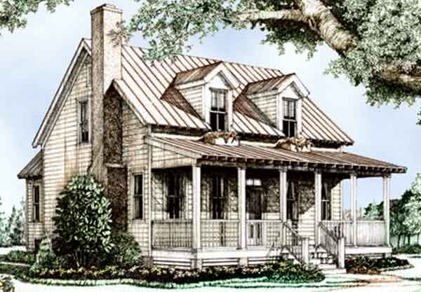 Ashley River Cottage Allison Ramsey Architects Inc