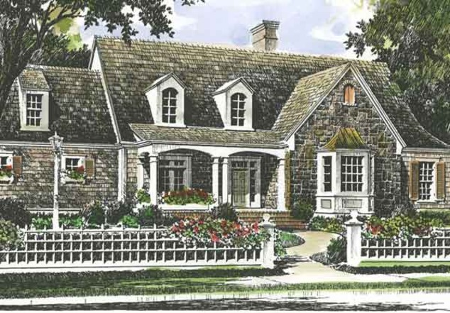 Cedar Shake Siding House Plans Home Design And Style