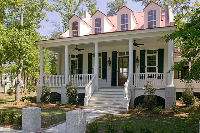 St phillips place watermark coastal homes llc for Southern coastal house plans