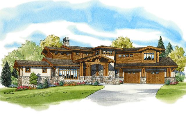 Daylight Basement House Plans