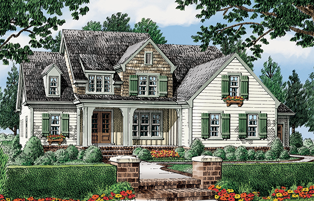 50th Anniversary House Plan Collection House Plans
