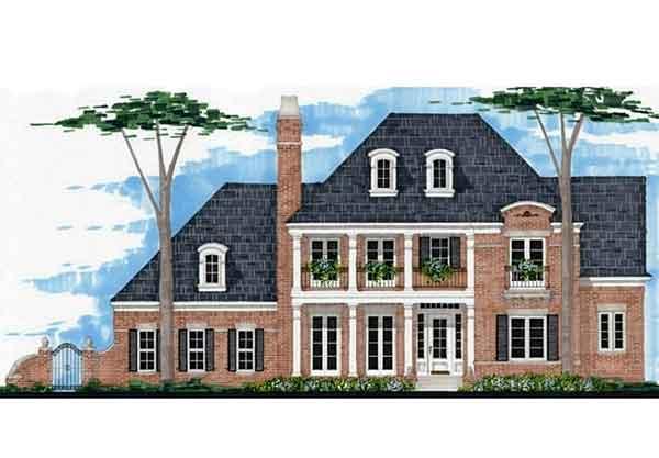Oak Glen Gary Ragsdale Inc Sunset House Plans