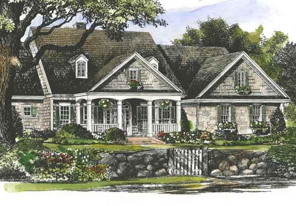 New Meadowlark John Tee Architect Sunset House Plans