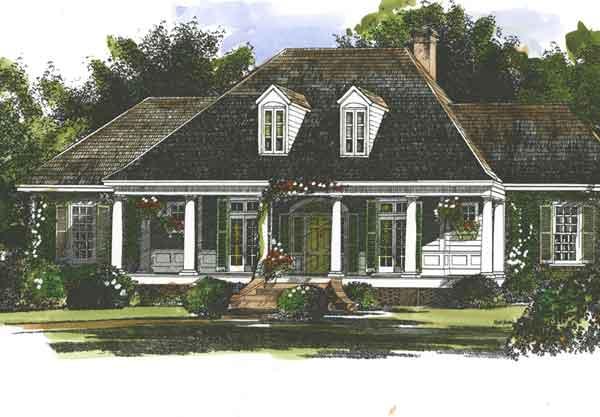 New Rustic Oaks John Tee Architect Sunset House Plans