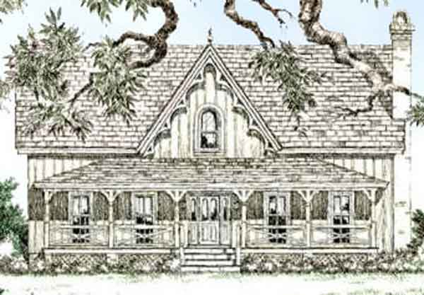 Center Gable Cottage Philip Franks Southern Living