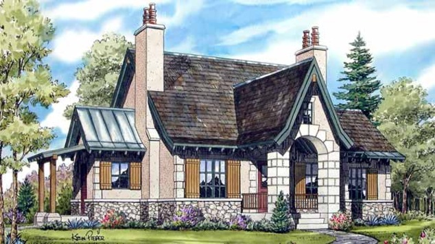 Southern living house plans french country house plans French country house plans