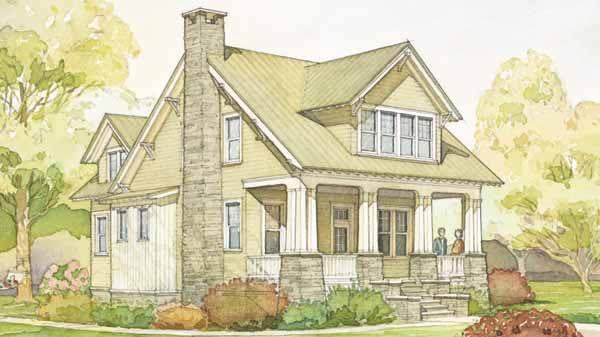 Southern Living House Plans Cottage Of The Year Country