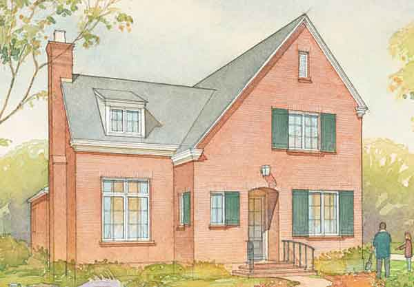 Mabry Cottage Cottage Living Sunset House Plans