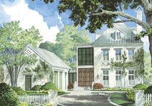 Search Floor and House Plans   Sunset House PlansLeBatrie Court SL