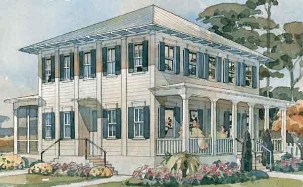 Tannin House Cma Architects Sunset House Plans