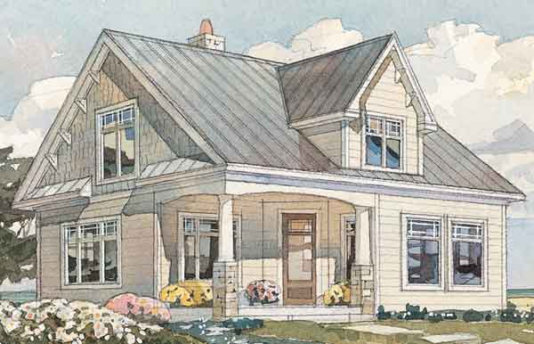 Gallery For Simple Barn House Plans