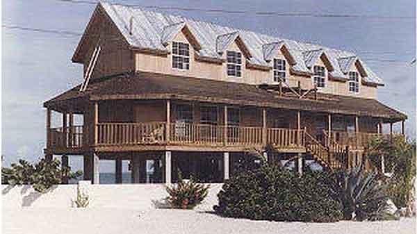 Coastal Cottage Coastal Living Southern Living House Plans