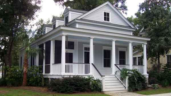 Beaufort Cottage Allison Ramsey Architects Inc
