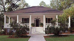 Tidewater low country house plans southern living house for Gulf coast cottage plans