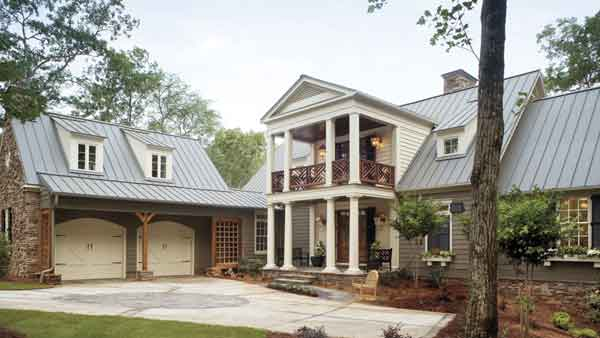 Kousa Creek John Tee Architect Southern Living House