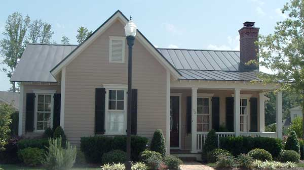 Southern Living House Plans Cottage   Sears House Plans Southern Living House Plans Farris Cottage