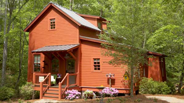 Carolina jessamine cottage historical concepts llc for Carolina cottage house plans