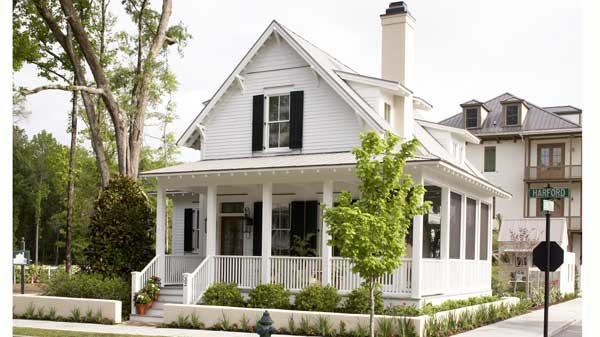 Sugarberry cottage moser design group southern living for Eric moser farmhouse plans
