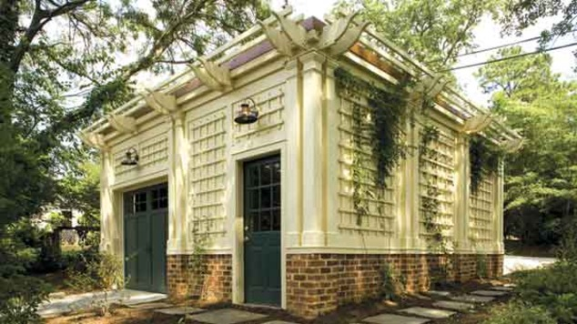 garage plans southern living house plans