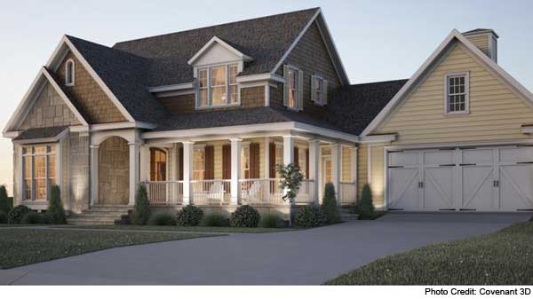 Stone Creek Mitchell Ginn Southern Living House Plans