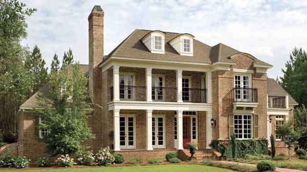 Forest Glen - Gary/Ragsdale, Inc. | Southern Living House Plans