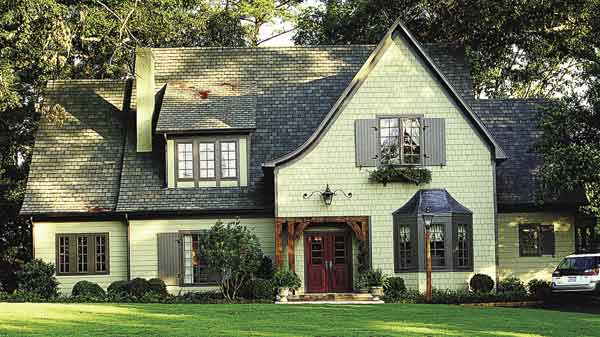 Greywell cottage frusterio associates southern for Southern cottage house plans with photos