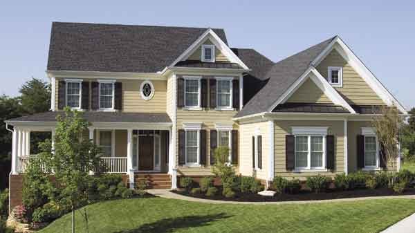 Willow bend stephen fuller inc southern living house for The willow house plan