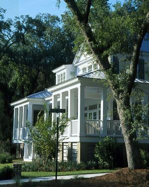 Carolina island house coastal living print coastal for Carolina island house cost to build