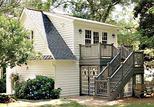 Camilla stephen fuller inc southern living house plans for Southern living detached garage plans