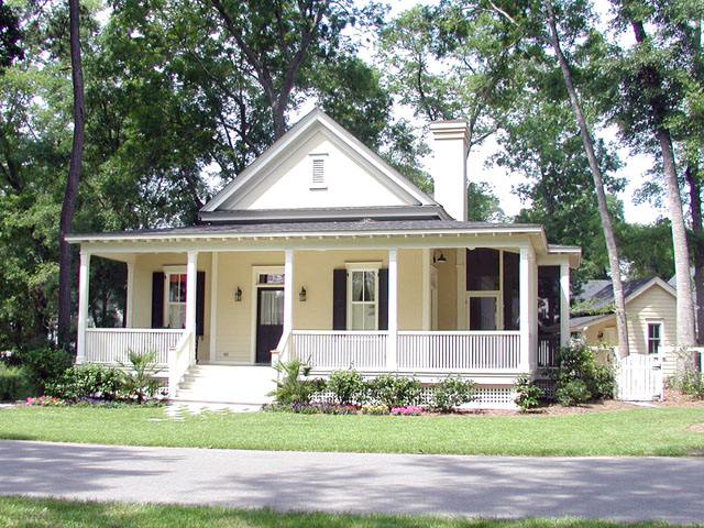 Type Of House: southern living house plans