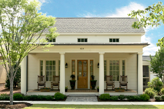 Sparta southern living house plans for Southern house plans with photos