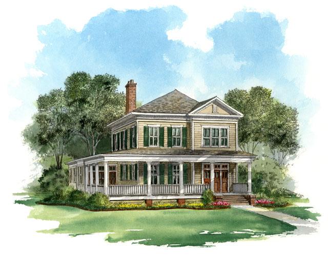 New Parkview Sunset House Plans