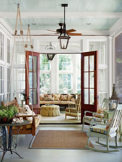 Vintage lowcountry print southern living house plans for What is low country design