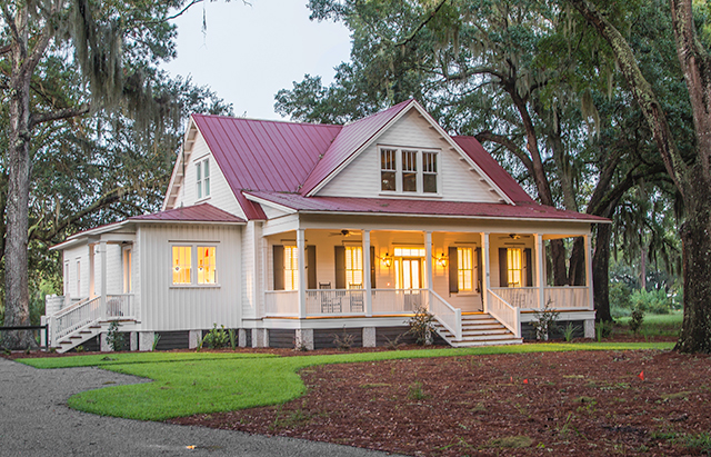 Gilliam southern living house plans for Southern home plans with photos