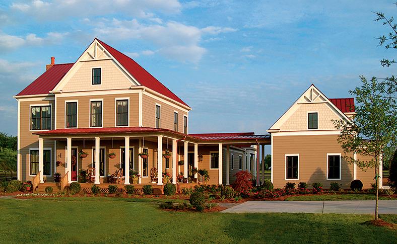 Modern Farmhouse Plans
