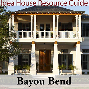 Bayou bend idea house resource guide southern living for Southern louisiana house plans