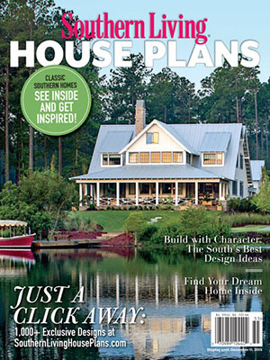 2015 house plans magazine southern living house plans