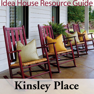 Kinsley place idea house resource guide southern living for Southern living phone number