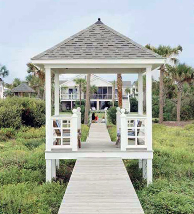 Outdoor Retreats Gazebo Southern Living House Plans