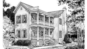 Gilliam - | Southern Living House Plans on slater house plans, slaughter house plans, glessner house plans, provencal house plans,