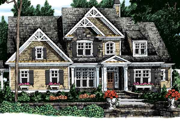 southern living house plans | postmodern house plans