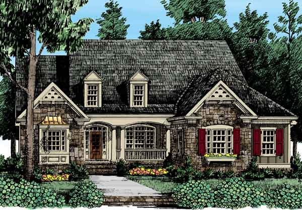 Southern Living House Plans Hill Country House And Home